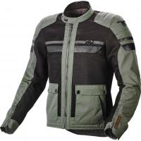 Macna Fluent summer jacket Green Black