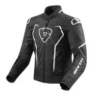 Rev'it Vortex summer jacket Black White