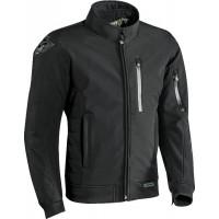 Ixon SOHO softshell jacket black khaki