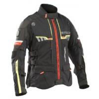 MTECH RAINFOREST 4 Season jacket Black Yellow