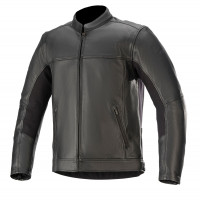 Alpinestars TOPANGA leather jacket Black