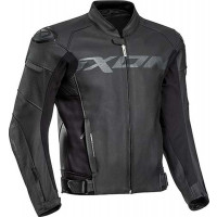 Ixon SPARROW leather jacket black