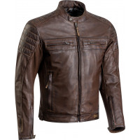 Ixon TORQUE leather jacket Brown