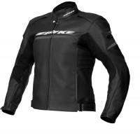 Spyke IMOLA EVO 2.0 leather jacket Black