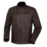Tucano Urbano PEL 2G CE leather jacket Brown