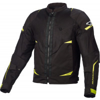 Macna Hurracage touring jacket Black/Camo grey