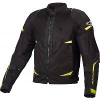 Macna Hurracage touring jacket Black/Camo grey