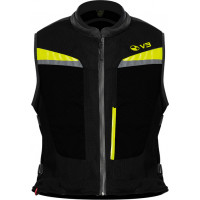 Motoairbag v3.0 Airbag Vest with Fast Lock Black