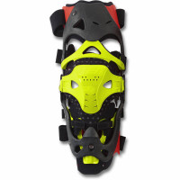 Ufo Plast Morpho Fit Knee protector Right side Fluo Yellow