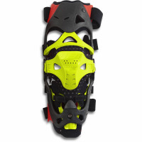 Ufo Plast Morpho Fit Knee protector left side Fluo Yellow