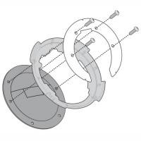 GIVI BF20 Flangia specifica per borse serbatoio Tanklock