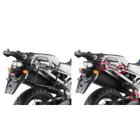 GIVI PLR2119 Portavaligie laterale rimozione rapida per MONOKEY