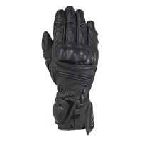 Ixon RS TEMPO AIR leather summer gloves Black