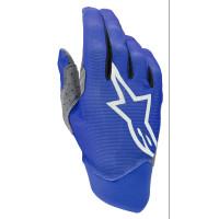 Alpinestars DUNE cross gloves Blue