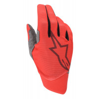 Alpinestars DUNE cross gloves Bright Red