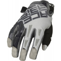 Acerbis CE MX X-KID cross child gloves Grey Dark Grey