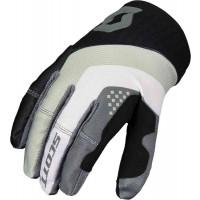 SCOTT 450 Podium cross gloves black grey