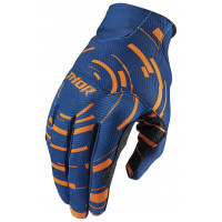 Guanti cross Thor Void Plus Circulus arancio