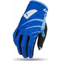 Ufo Plast INDIUM cross gloves Sky Blu
