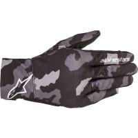 Alpinestars YOUTH REEF kid gloves Black Gray Camo