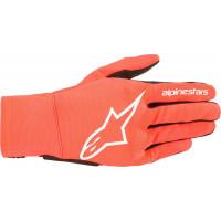 Alpinestars YOUTH REEF kid gloves Red Fluo White Black