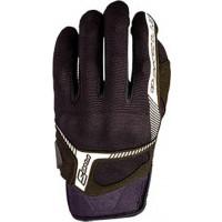 Five RS3 Kid summer gloves Black White