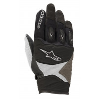 Alpinestars STELLA SHORE lady summer gloves black whte