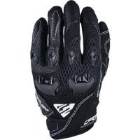 Five Stunt Evo Airflow summer woman gloves Black