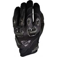 Five Stunt Evo woman summer gloves Black