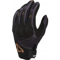 Macna Octar Ladies summer woman gloves Black/Brown