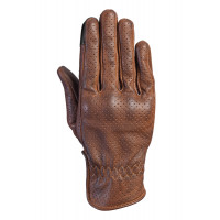 Ixon RS NIZO AIR LADY summer leather gloves Brown Camel