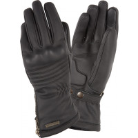 Tucano Urbano Baronessa leather woman winter gloves black