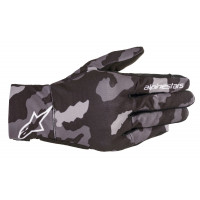 Alpinestars REEF gloves Black Grey Camo