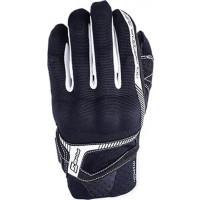 Five RS3 summer gloves Black White