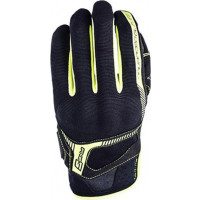 Five RS3 summer gloves Black Fluo Yellow