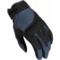 Macna Darko summer gloves Blue Black