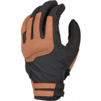 Macna Darko summer gloves Brown Black