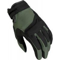 Macna Darko summer gloves Green Black
