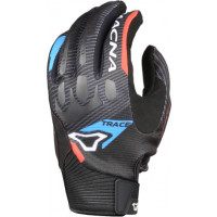 Macna Trace summer gloves Black Blue Red