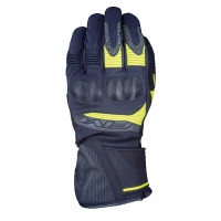 Winter motorcycle gloves Five WFX 2 MAN WP Black Yellow
