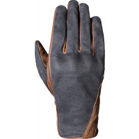 Ixon RS RANMA tex and leather summer gloves navy camel