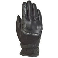 Ixon RS SHINE 2 summer leather and tex gloves Black
