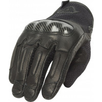 Acerbis CE RAMSEY leather gloves black