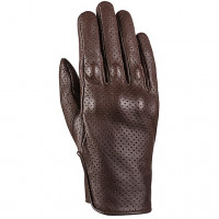 Ixon RS Cruise Air 2 leather summer gloves Brown