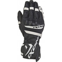 Ixon RS TEMPO AIR leather summer gloves Black White