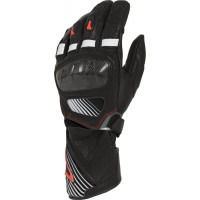 Macna Airpack leather summer gloves Black/White