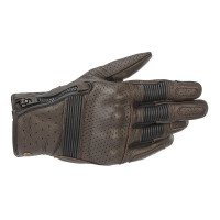 Oscar by Alpinestars RAYBURN V2 LEATHER GLOVES Tobacco Brown