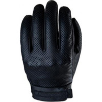 Five Mustang leather gloves Black