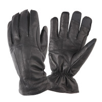Tucano Urbano Softy Icon winter leather gloves black