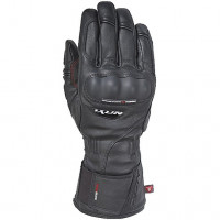 Ixon Pro Continental leather and gloves black